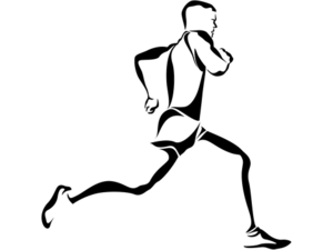 Running Transparent Background PNG Clip art