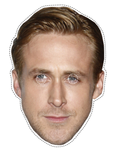 Ryan Gosling PNG Pic PNG Clip art
