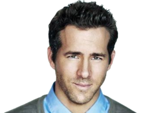Ryan Reynolds Transparent PNG PNG Clip art