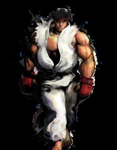 Ryu PNG Transparent Image PNG Clip art