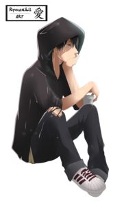 Sad Boy PNG File PNG Clip art