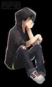 Sad Boy PNG File PNG Clip art