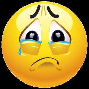 Sad Emoji PNG Clipart PNG Clip art