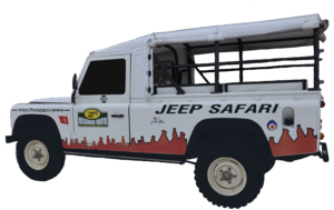 Safari Jeep PNG Pic PNG images