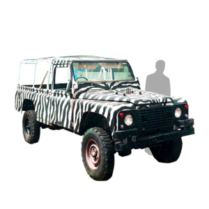 Safari Jeep Transparent Background PNG Clip art