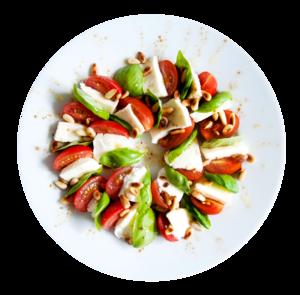 Salad Transparent Background PNG Clip art
