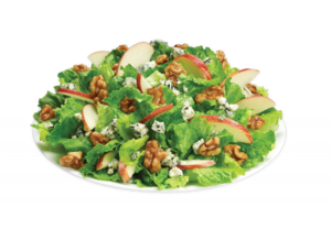 Salad With Apple And Bleu Cheese PNG PNG Clip art