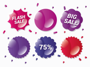 Sale Badge PNG Transparent HD Photo PNG clipart