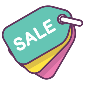 Sale Download PNG Image PNG icon