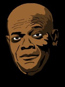Samuel L Jackson PNG Free Download PNG Clip art