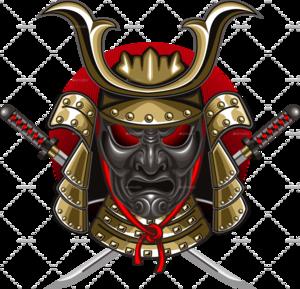 Samurai Transparent PNG PNG clipart