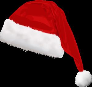 Santa Claus Hat PNG Transparent PNG image