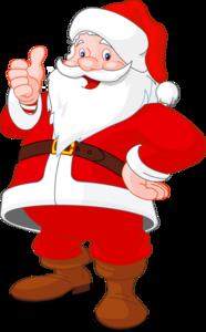 Santa Claus PNG Pic PNG Clip art