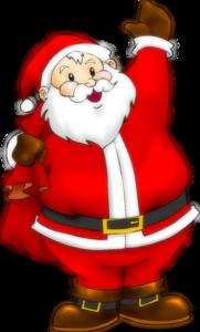 Santa Claus Transparent PNG PNG Clip art