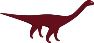 Sauropod PNG Pic PNG icon