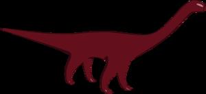 Sauropod PNG Pic PNG Clip art