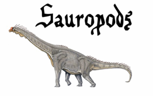 Sauropod PNG Transparent PNG icon