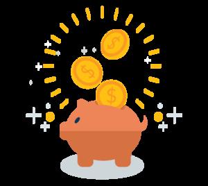 Savings PNG HD PNG Clip art