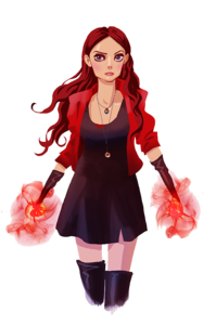 Scarlet Witch PNG HD PNG Clip art