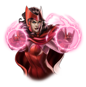Scarlet Witch PNG Image PNG Clip art