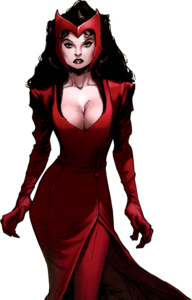 Scarlet Witch PNG Photo PNG Clip art