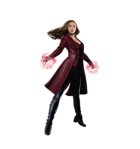 Scarlet Witch PNG Pic PNG Clip art