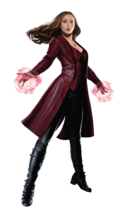Scarlet Witch PNG Transparent Picture PNG Clip art