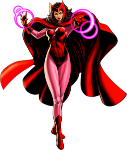 Scarlet Witch Transparent Background PNG Clip art