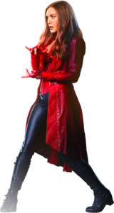 Scarlet Witch Transparent PNG PNG Clip art