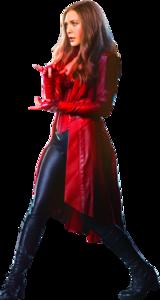Scarlet Witch Transparent PNG PNG Clip art