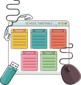 Schedule PNG Photo PNG Clip art