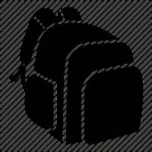 School Bag PNG Image PNG Clip art