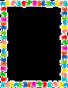 School Border Transparent Background PNG Clip art