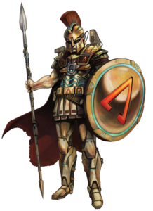Sci Fi Warrior Transparent PNG PNG icon