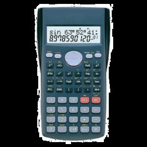 Scientific Calculator PNG Transparent PNG Clip art