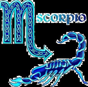 Scorpio Zodiac Symbol PNG Clipart PNG Clip art