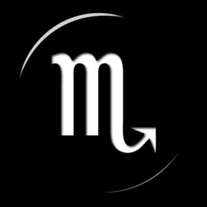 Scorpio Zodiac Symbol PNG File PNG Clip art