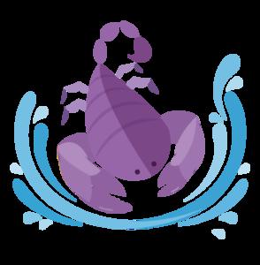 Scorpio Zodiac Symbol PNG Free Download PNG Clip art