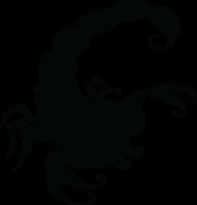 Scorpio Zodiac Symbol Transparent Background PNG Clip art