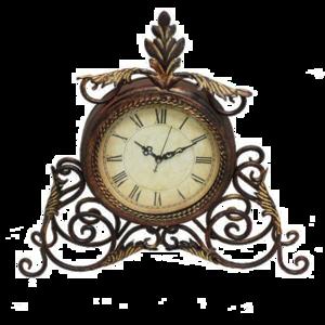 Scroll Shelf Clock PNG Image PNG Clip art