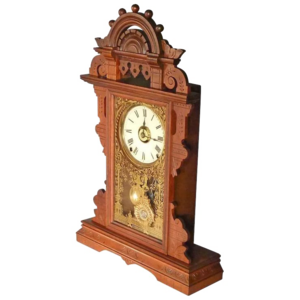 Scroll Shelf Clock Transparent PNG PNG Clip art
