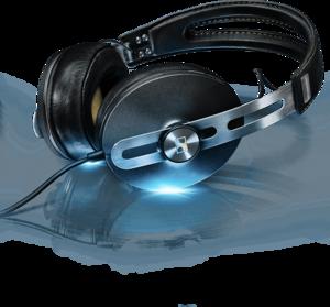 Sennheiser Headphone PNG Transparent PNG Clip art