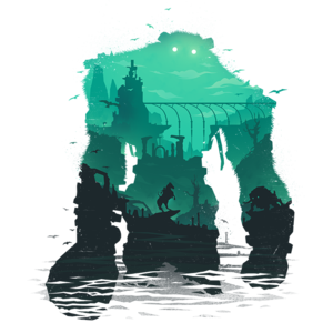 Shadow of The Colossus PNG Image PNG Clip art