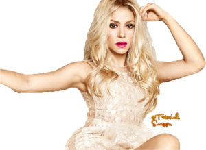 Shakira PNG Picture PNG Clip art