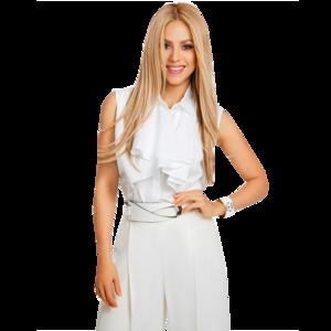 Shakira Transparent Background PNG Clip art