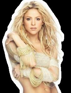 Shakira Transparent PNG PNG Clip art