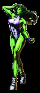 She Hulk PNG HD PNG Clip art