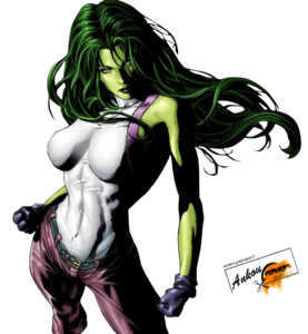 She Hulk PNG Photo PNG Clip art