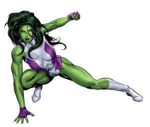 She Hulk PNG Photos PNG Clip art