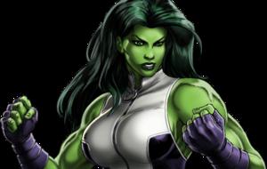 She Hulk Transparent Background PNG Clip art